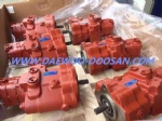 Hydraulics pump from Hitachi EX165,