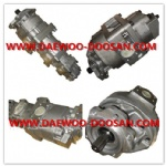 705-95-07031  HYDRAULIC PUMP FOR KOMASTU HM400-2